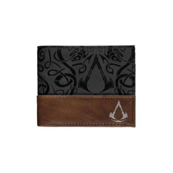 Assassin's Creed Valhalla porte-monnaie Bifold Tribal
