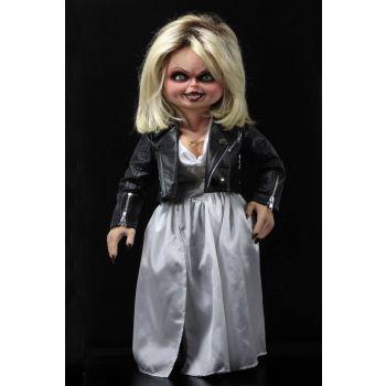 La Fiancée de Chucky réplique poupée 1/1 Tiffany 76 cm