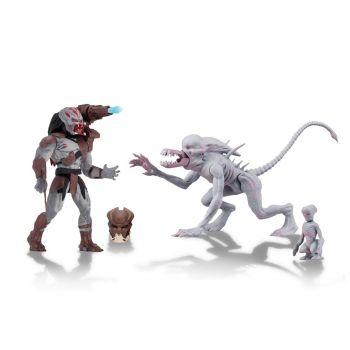 Alien & Predator Classics assortiment figurines 14 cm (8)