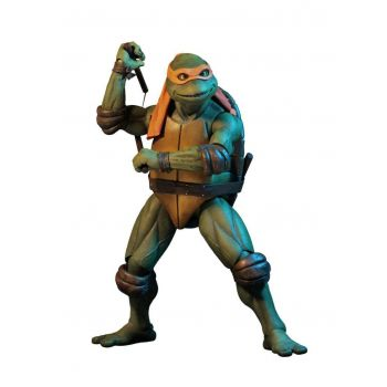 Les Tortues ninja figurine 1/4 Michelangelo 42 cm