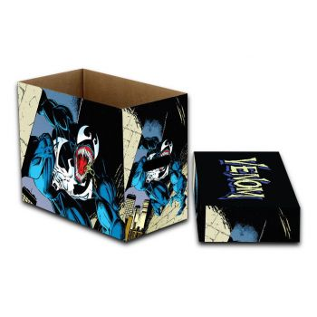 Marvel boîtes de rangement Classic Venom 23 x 29 x 39 cm (5)