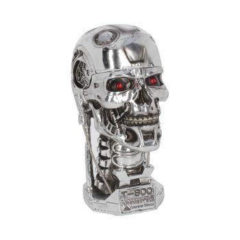 Terminator 2 boîte de rangement Head --- EMBALLAGE ENDOMMAGE