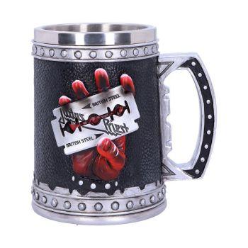 Judas Priest chope British Steel