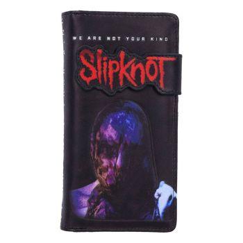 Slipknot porte-monnaie We Are Not Your Kind 18 cm