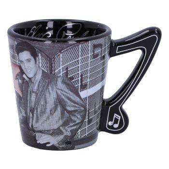 Elvis Presley mug Espresso Cadillac