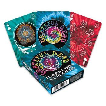Grateful Dead jeu de cartes à jouer Logo