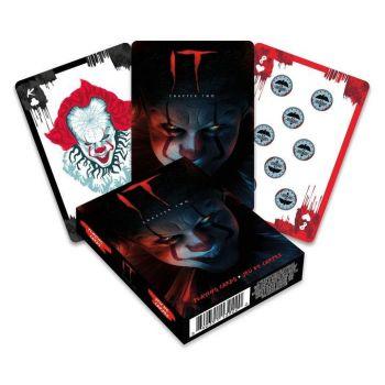 Ça : Chapitre 2 jeu de cartes à jouer Movie