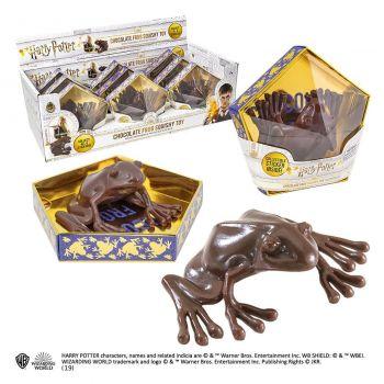Harry Potter présentoir répliques Chocogrenouille figurine anti-stress (9)