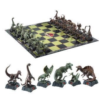 Jurassic Park jeu d´échecs Dinosaurs