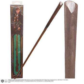 Les Animaux fantastiques réplique baguette Newt Scamander 38 cm