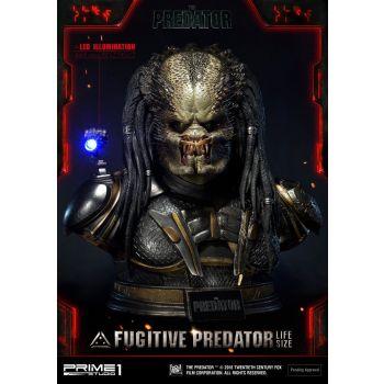 Predator 2018 buste 1/1 Fugitive Predator 76 cm