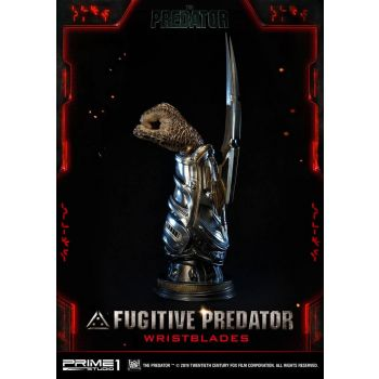 Predator 2018 buste 1/1 Fugitive Predator Wristblades 74 cm