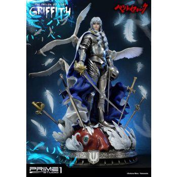 Berserk statuette Griffith 70 cm --- EMBALLAGE ENDOMMAGE