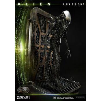 Aliens plaque murale / statuette Museum Art Alien Big Chap Action Deluxe Version 88 cm