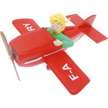 Le Petit Prince tirelire PVC Le Petit Prince dans son avion 27 cm