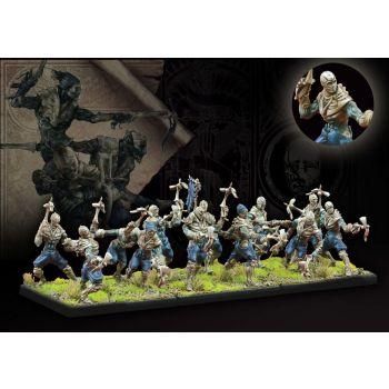Conquête: Le Dernier Argument des Rois pack 12 miniatures Spires: Vanguard Clone Infiltrators