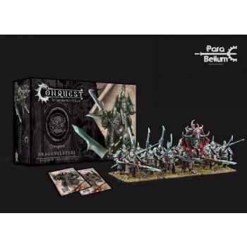 Conquête: Le Dernier Argument des Rois pack 12 miniatures Dweghom : Dragonslayers