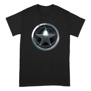 The Falcon and the Winter Soldier T-Shirt Star Emblem