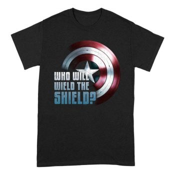 The Falcon and the Winter Soldier T-Shirt Wield The Shield