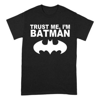 Batman T-Shirt Trust Me