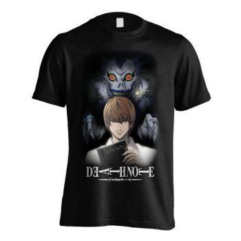 Death Note T-Shirt Ryuk Behind the Death
