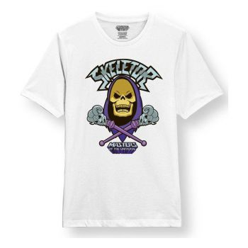 Les Maîtres de l´Univers T-Shirt Skeletor Cross
