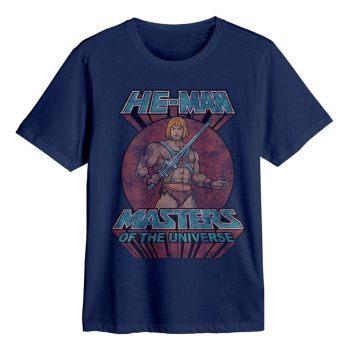 Les Maîtres de l´Univers T-Shirt He-Man Sword Pose