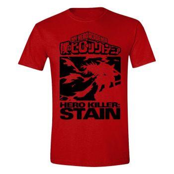 My Hero Academia T-Shirt Hero Killer Stain