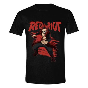 My Hero Academia T-Shirt Red Riot
