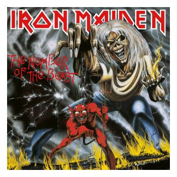 Iron Maiden Rock Saws puzzle The Number Of The Beast (1000 pièces)