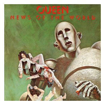 Queen Rock Saws puzzle News Of The World (1000 pièces)