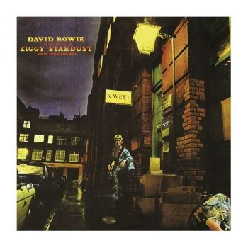 David Bowie Rock Saws puzzle The Rise And Fall Of Ziggy Stardust (500 pièces)