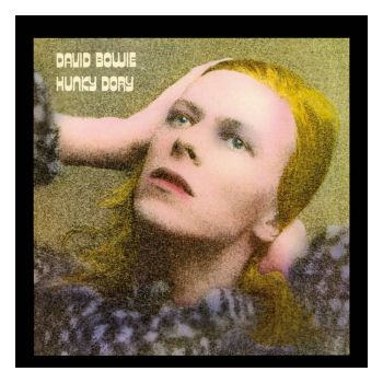 David Bowie Rock Saws puzzle Hunky Dory (500 pièces)