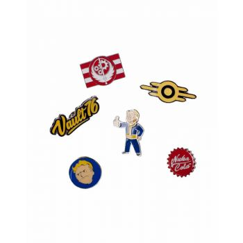 Fallout 76 pack 6 badges