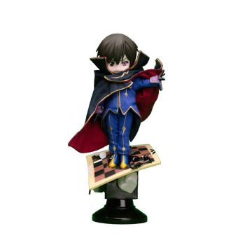 Code Geass: Lelouch of the Rebellion poupée Deformed Vignette Lelouch 12 cm