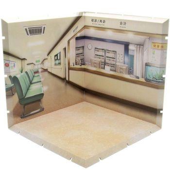 Dioramansion 150 pour figurines Nendoroid et Figma Hospital