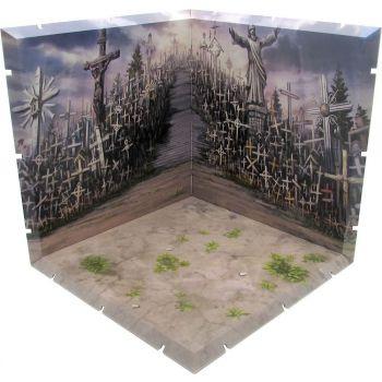 Dioramansion 150 pour figurines Nendoroid et Figma Hill of Crosses