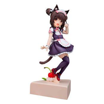 Nekopara statuette PVC 1/7 Chocola Pretty Kitty Style 20 cm