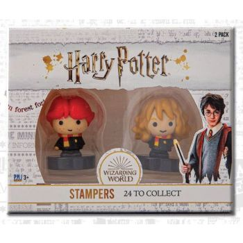 Harry Potter pack 2 tampons Wizarding World 4 cm
