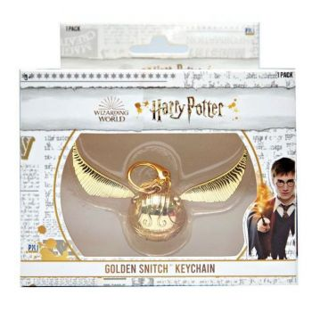 Harry Potter porte-clé Vif d'or 12 cm