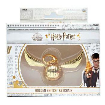 Harry Potter porte-clé Vif d'or 12 cm