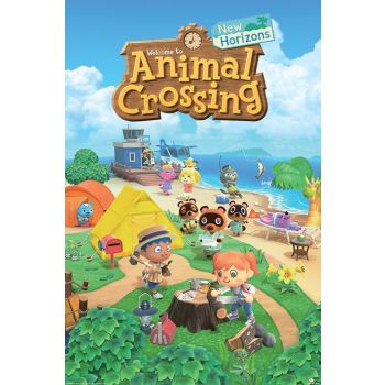 Animal Crossing posters New Horizons 61 x 91 cm (5)