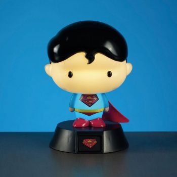 DC Comics veilleuse 3D Superman 10 cm
