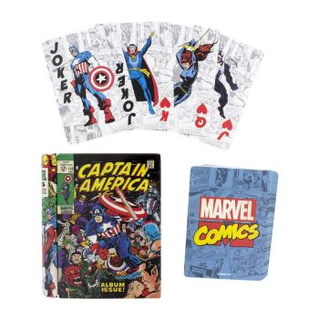 Marvel jeu de cartes à jouer Comic Book Designs