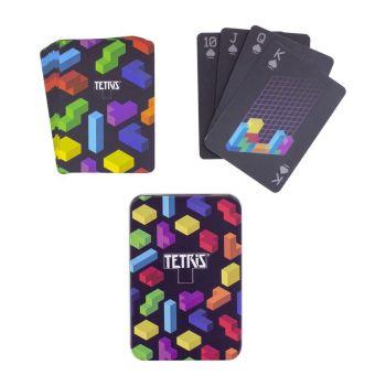 Tetris jeu de cartes à jouer Icons