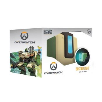 Overwatch Lumière flexible USB Bastion 12 cm