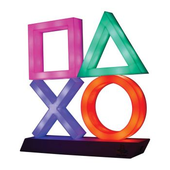PlayStation veilleuse Icons XL