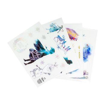 La Reine des neiges 2 set 49 autocollants vinyle Iconic Characters