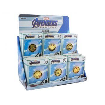 Avengers: Endgame présentoir badges (18)