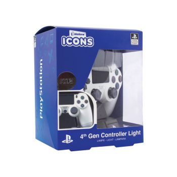 Sony PlayStation veilleuse 3D Icon PlayStation 4th Gen Controller